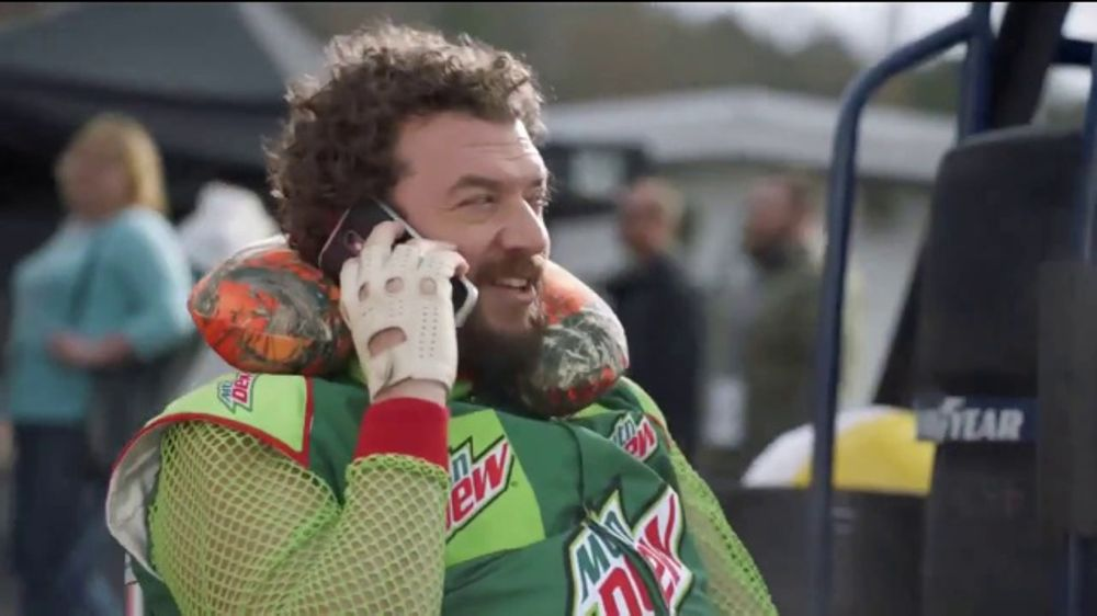 Mountain Dew TV Commercial, 'Dewey Ryder: Phone Call' Featuring Danny McBride