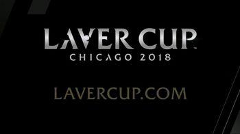 2018 Laver Cup TV Spot, 'Team World' - Thumbnail 10