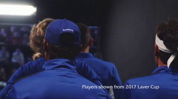 2018 Laver Cup TV Spot, 'Team World' - Thumbnail 3