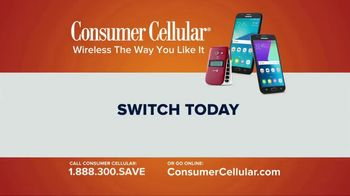 Consumer Cellular TV Spot, 'Matinee Movies: First Month Free' - Thumbnail 10