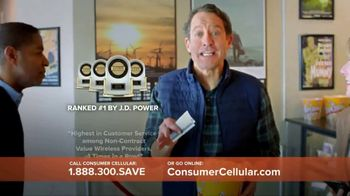 Consumer Cellular TV Spot, 'Matinee Movies: First Month Free' - Thumbnail 5