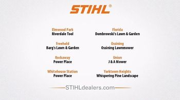 STIHL TV Spot, 'Real People: Hedge Trimmers and Chainsaws' - Thumbnail 9