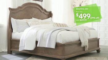 Ashley HomeStore TV Spot, 'Biggest Sale Ever' - Thumbnail 4