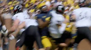 Amazon Prime TV Spot, 'All or Nothing: The Michigan Wolverines'