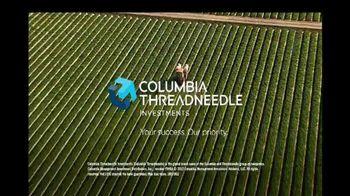 Columbia Threadneedle TV Spot, 'Consistency Reaps Rewards' - Thumbnail 3