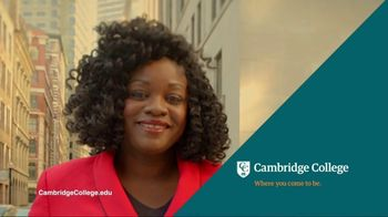 Cambridge College TV Spot, 'Your Best Self' - Thumbnail 7