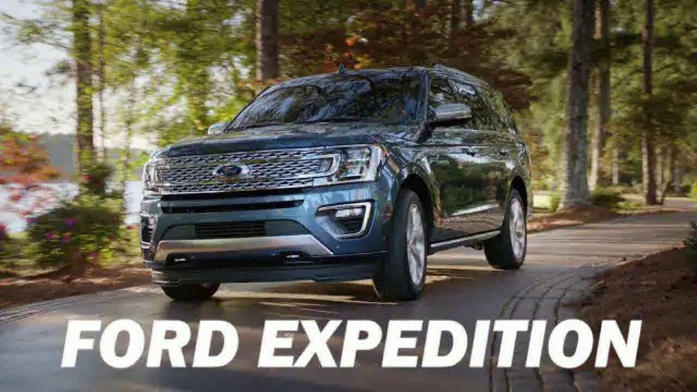 2018 Ford Expedition TV Commercial, 'Redefined: New York ...