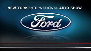 2018 Ford Expedition TV Spot, 'Redefined: New York Auto Show' [T2] - Thumbnail 1
