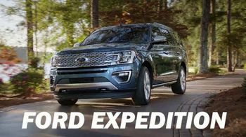 2018 Ford Expedition TV Spot, 'Redefined: New York Auto Show' [T2] - Thumbnail 3