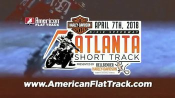 American Flat Track TV Spot, '2018 Atlanta Short Track' - Thumbnail 8