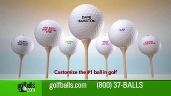Golfballs.com TV Spot, 'Titleist With Free Personalization' - Thumbnail 3