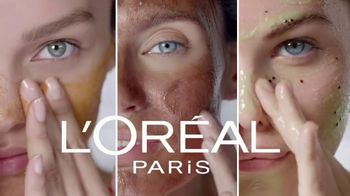 L'Oreal Paris Pure Sugar Scrubs TV Spot, 'Baby Soft Skin'