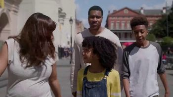 New Orleans Tourism and Marketing TV Spot, 'One Time: Magic Everywhere'