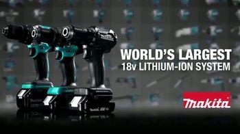 Makita LXT Advantage TV Spot, 'World's Largest' - Thumbnail 7
