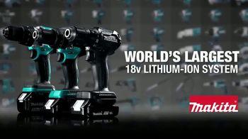 Makita LXT Advantage TV Spot, 'World's Largest' - Thumbnail 8