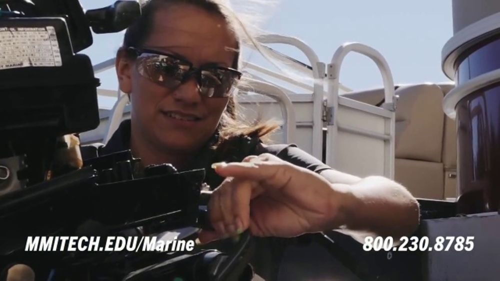 Marine Mechanics Institute TV Commercial, 'Freedom'
