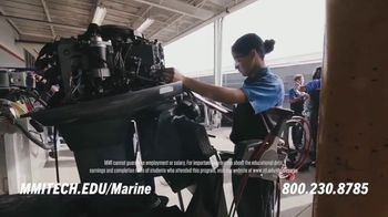 Marine Mechanics Institute TV Spot, 'Freedom' - Thumbnail 9