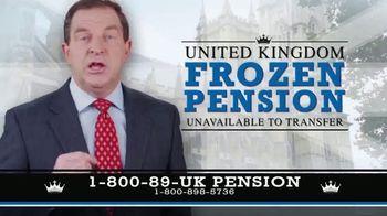 1-800-89-UK-PENSION TV Spot, 'Take Control of Your Retirement' - Thumbnail 1