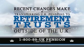 1-800-89-UK-PENSION TV Spot, 'Take Control of Your Retirement'