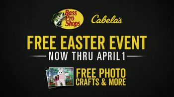 Bass Pro Shops Free Easter Event TV Spot, 'Together' - Thumbnail 8