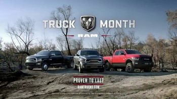 Ram Truck Month TV Spot, 'Long Live Passion' Song by Anderson East [T2]