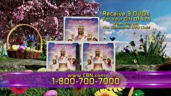 CBN Superbook DVD Club TV Spot, 'Solomon's Temple' - Thumbnail 4