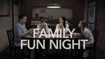 Chuck E. Cheese's TV Spot, 'Family Fun Night' - 30 commercial airings