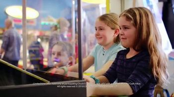 Chuck E. Cheese's TV Spot, 'Family Fun Night' - Thumbnail 10