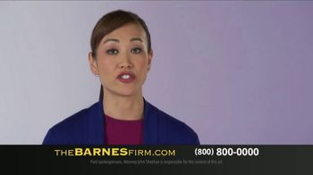 The Barnes Firm TV Spot, 'Injured in a Car Accident' - Thumbnail 2
