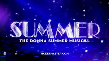 Summer: The Donna Summer Musical TV Spot, 'Her Songs Broke Every Record'