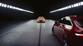 2018 Mercedes-Benz E300 Sport Sedan TV Spot, 'Powerslide' [T2] - Thumbnail 4