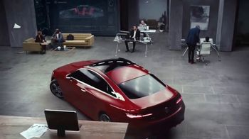 2018 Mercedes-Benz E300 Sport Sedan TV Spot, 'Powerslide' [T2] - Thumbnail 6
