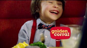 Golden Corral 99-Cent Kids' Nights TV Spot, 'Monday-Thursday' [Spanish] - Thumbnail 8
