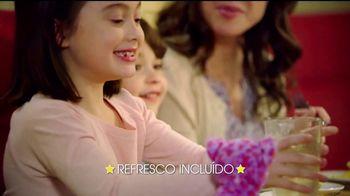 Golden Corral 99-Cent Kids' Nights TV Spot, 'Monday-Thursday' [Spanish] - Thumbnail 4