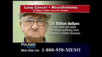 Lung Cancer or Mesothelioma thumbnail