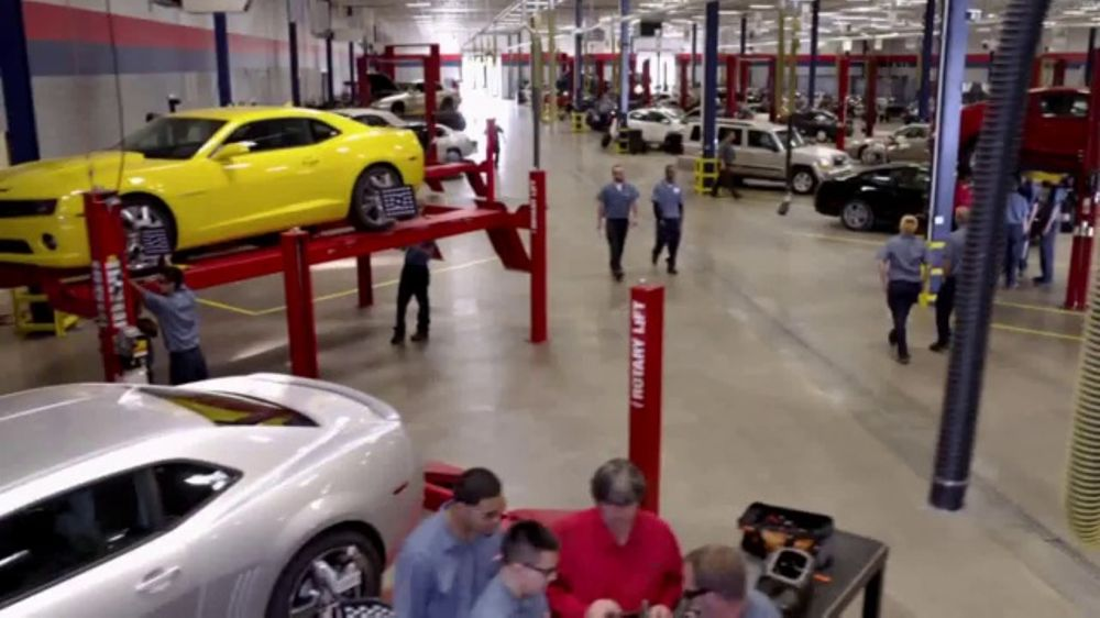 Lincoln Technical Institute Tv Commercial Build A Better You Ispot Tv