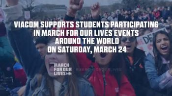 Viacom TV Spot, 'March for Our Lives' - Thumbnail 8