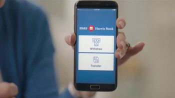 BMO Harris Bank App TV Spot, 'New Wallet' - Thumbnail 7