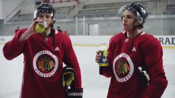 Gatorade Flow TV Spot, 'REAL SMOOTH' Featuring Patrick Kane, Duncan Keith - 1982 commercial airings