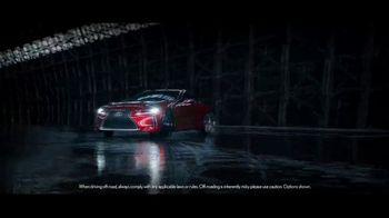 Lexus Command Performance Sales Event TV Spot, 'Craftsmanship' [T2] - Thumbnail 2