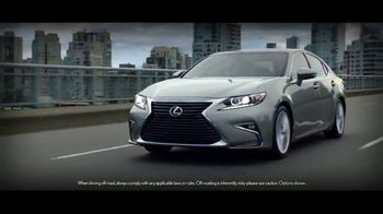 Lexus Command Performance Sales Event TV Spot, 'Craftsmanship' [T2] - Thumbnail 3