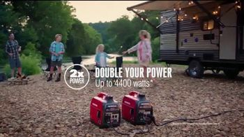 Honda Generators EU2200i TV Spot, 'The Perfect Generator for Camping' - Thumbnail 6