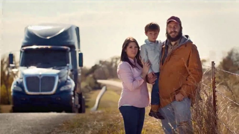 Shell Rotella TV Commercial, 'The Other Side of Trucking'