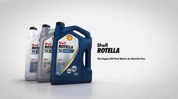 Shell Rotella TV Spot, 'The Other Side of Trucking' - Thumbnail 10