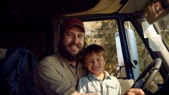Shell Rotella TV Spot, 'The Other Side of Trucking' - Thumbnail 7
