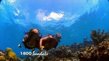 Sandals Resorts TV Spot, 'What Is Love?' - Thumbnail 4