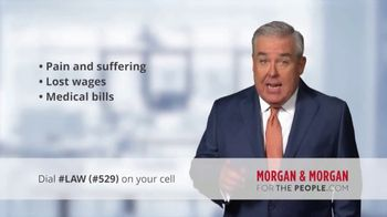 Morgan and Morgan Law Firm TV Spot, 'Their Time of Need' - Thumbnail 9
