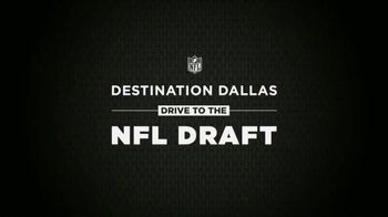 NFL Network TV Spot, 'Destination Dallas: Drive to the NFL Draft' - Thumbnail 9