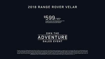 Land Rover Own the Adventure Sales Event TV Spot, 'Respect' [T2] - Thumbnail 10
