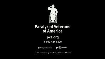 Paralyzed Veterans of America TV Spot, 'Sean Halsted' - Thumbnail 7